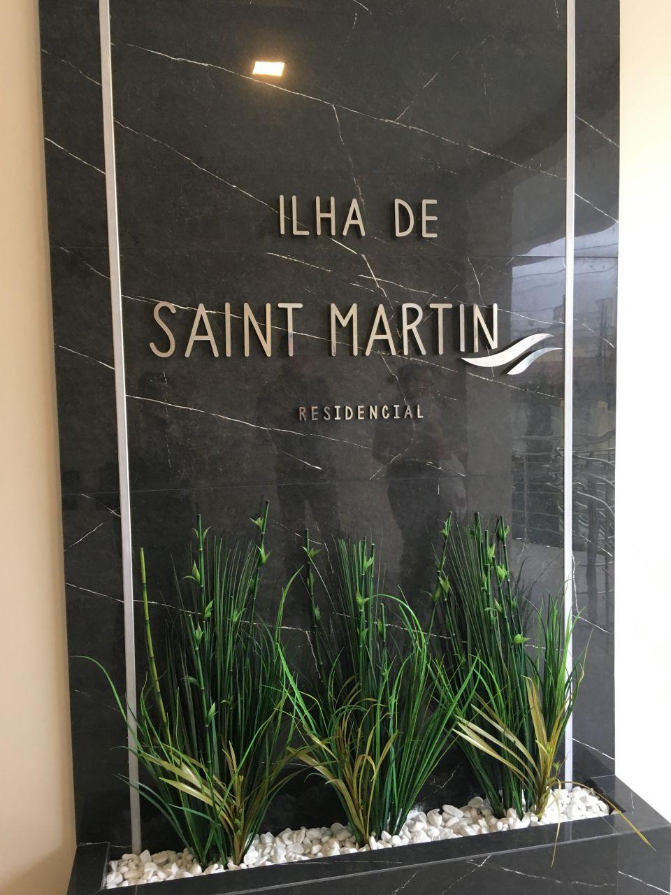 Inauguração Do Residencial Ilha De Saint Martin