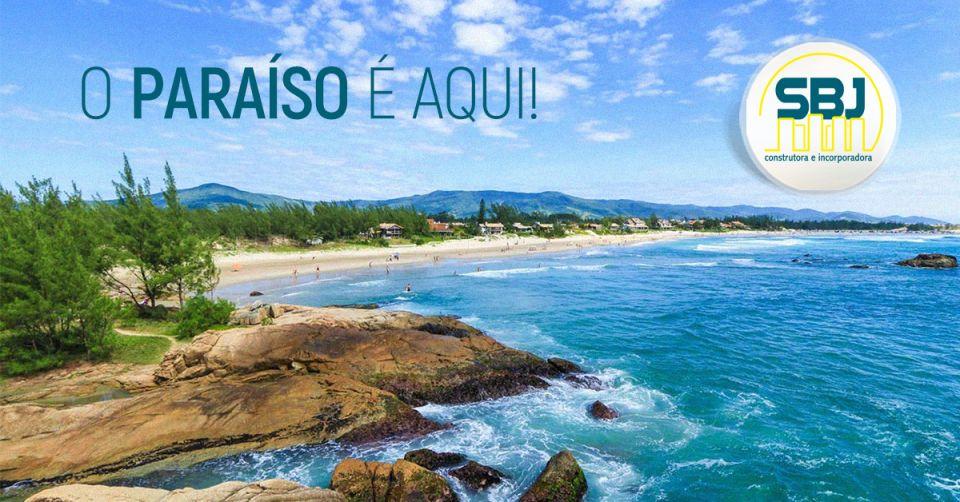 Litoral Catarinense - O paraíso é aqui!