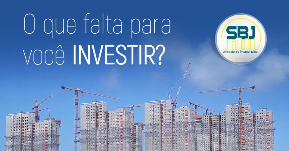 Mercado Imobiliário – O que falta para você investir?