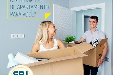 Qual o melhor tipo de apartamento para você e para sua família?